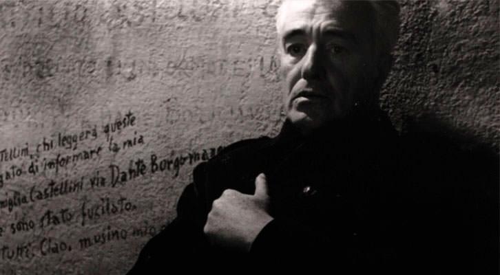 Fotograma de 'El general de la Rovere', de Roberto Rossellini. IVAC La Filmoteca.