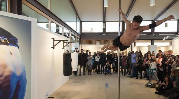 La extenuante performance de Saúl Sellés en JustMad
