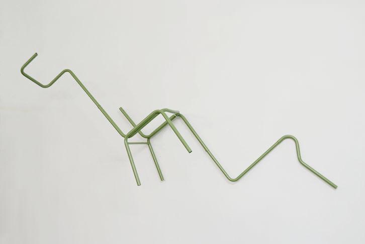 Obra de Hisae Ikenaga, de la galería Comodo. Imagen cortesía de Selección ron Barceló Imperial.