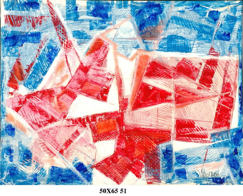 Obra de Jacinto Salvadó. Imagen extraída de su web.