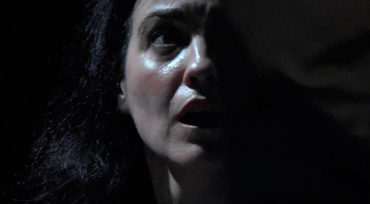 Escena de 'Gorgona', de Eva Zapico. Imagen cortesía de Sala Ultramar.
