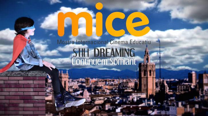 Cartel anunciador de la Mice 2015. Cortesía de Jordi El Mussol.