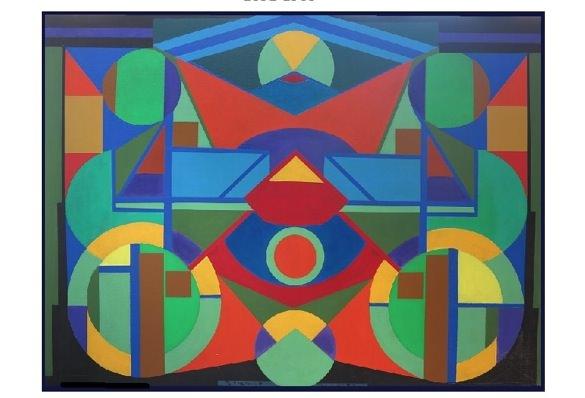 Obra de Jacinto Salvadó. Imagen cortesía de Galería Muro.