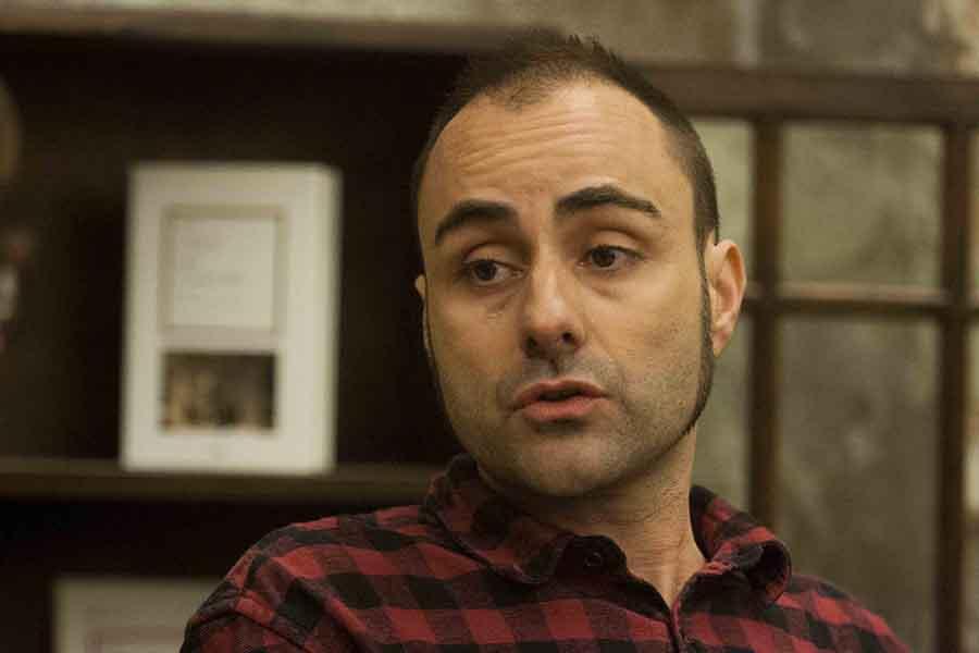 Óscar Gual. Imagen cortesía del autor.