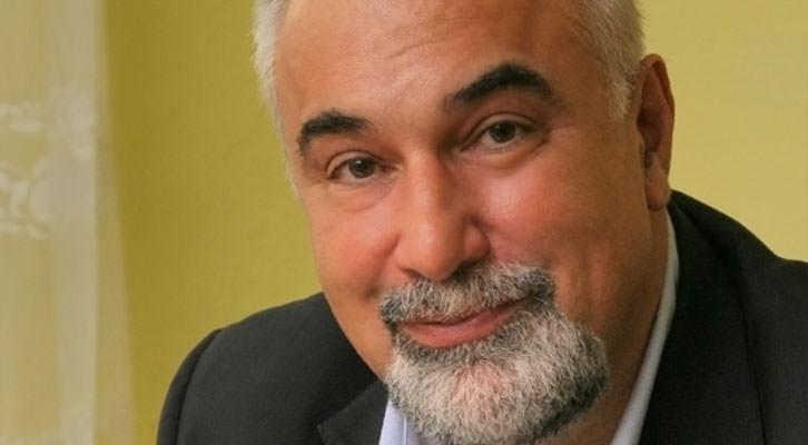 Varujan Vosganian. Imagen cortesía del autor.