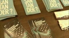 Congreso de Periodismo Cultural. Fotografía de Luis Walias, por cortesía de Palacio de la Magdalena de Santander.