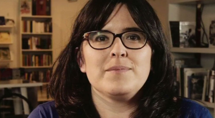 Fotograma del corto 'Se dice poeta', de Sofía Castañón. Cortos por la Igualdad.