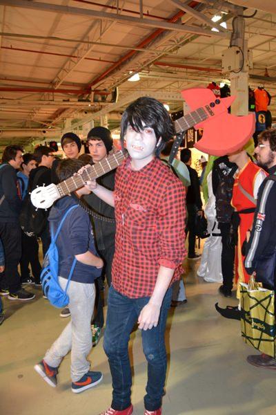 Salón del Manga. Cortesía Lorena Riestra.
