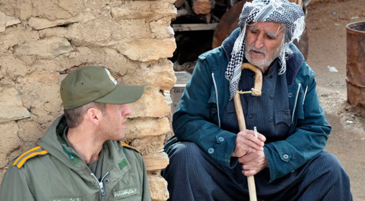 Fotograma de 'Desconocido', de Saleh Salehi, mediometraje ganador de la última edición de La Cabina.
