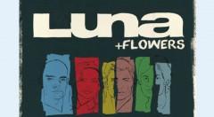 Cartel anunciador de Luna y Flowers en Rambleta.