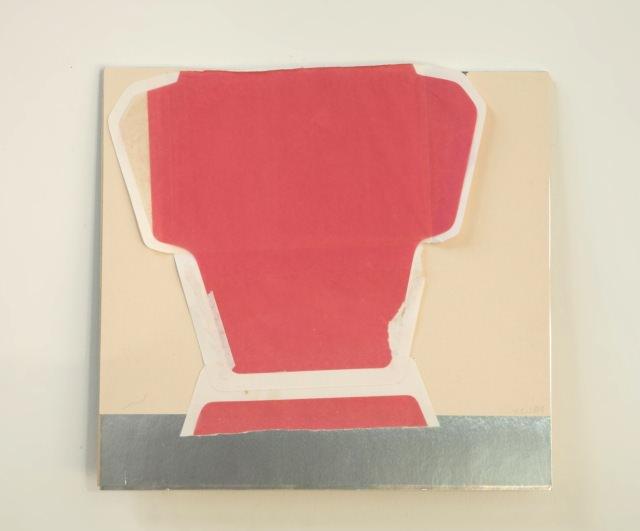 Victoria Civera, Mensaje reversible. Cortesía Galería Joan Prats.