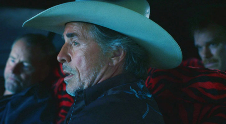 Fotograma de 'Frío en julio', de Jim Mickle, película que se proyectará en Valencia Negra.