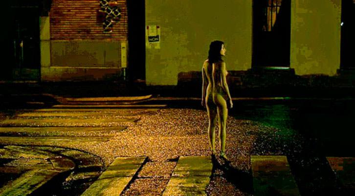 Fotograma de 'Los canallas', de Claire Dennis, película que se proyectará en Valencia Negra.