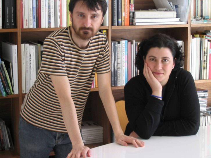 José María Rosa y María Bleda. Cortesía de los artistas.