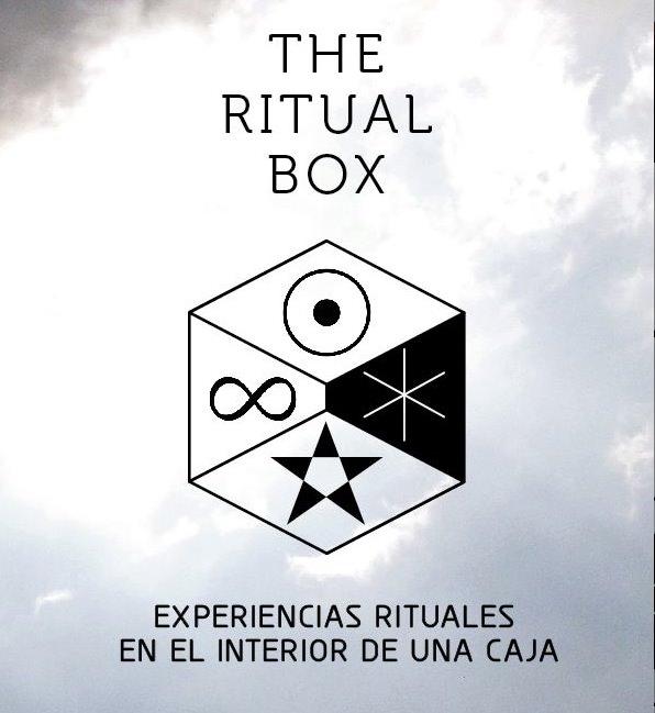 Cartel anunciador de 'The Ritual Box'. Cortesía de Espai Rambleta.