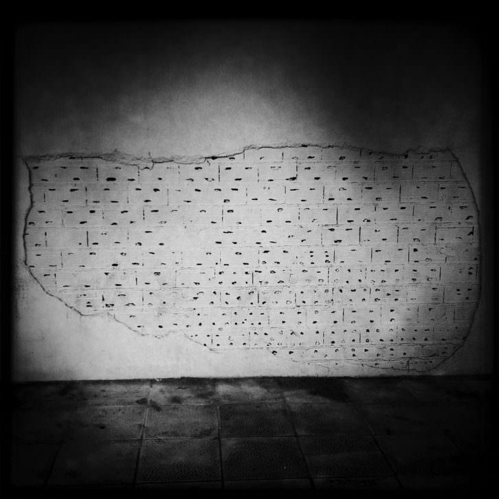 Sergio de Luz. United States of the Brick. Madrid, 2010. Cortesía del artista.