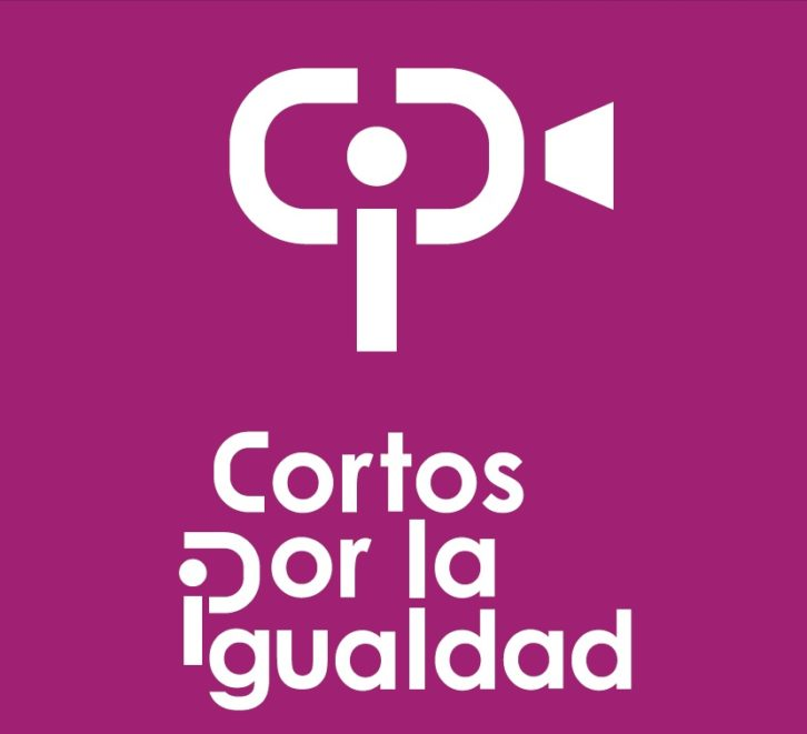 Cartel de Cortos por la Igualdad. Cortesía de la organización.