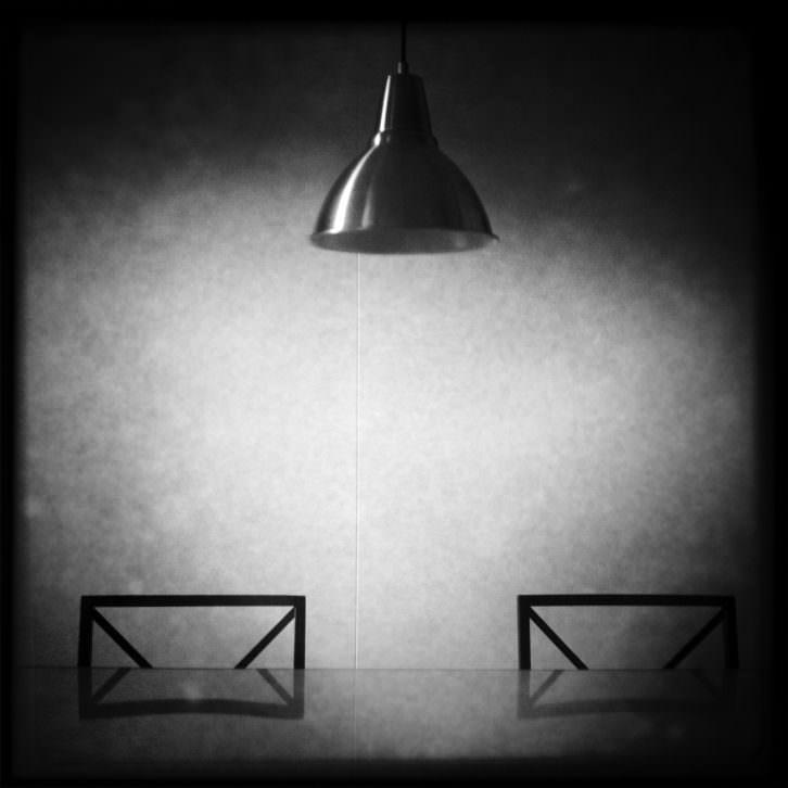 Sergio de Luz. The postal service. Madrid, 2012. Cortesía del artista.