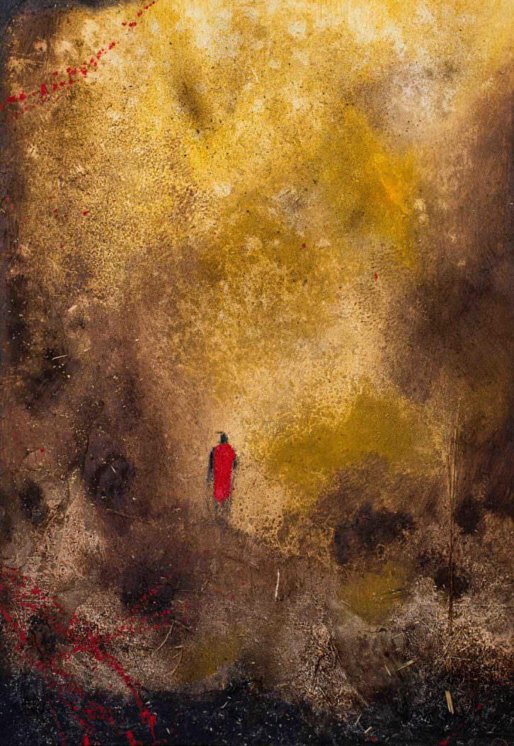 """Imagen de la obra """"Baobab I"""". Fotografía cortesía del artista."""