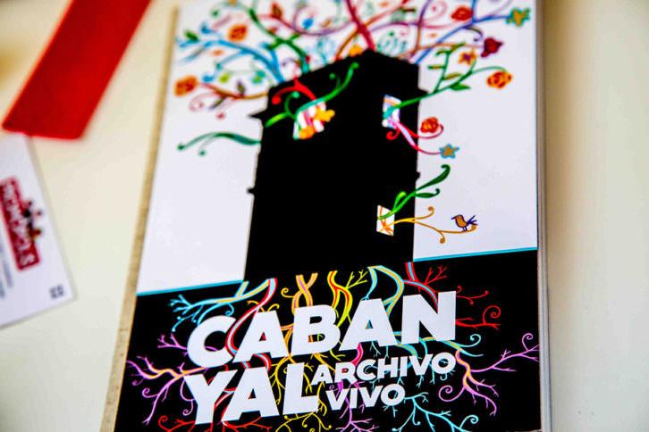 Portada del proyecto Cabanyal Archivo Vivo, diseñado por Sento, ganador del premio Europa Nostra. Fotografía: Ana Pastor.