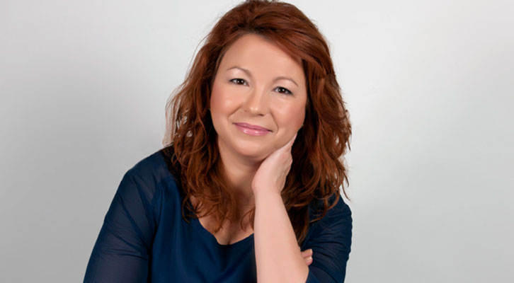 Dolores García, autora de 'La reina del azúcar'. Cortesía de Versátil.