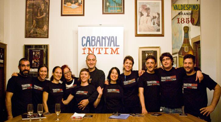 Equipo de Cabanyal Íntim. Cortesía de la organización.
