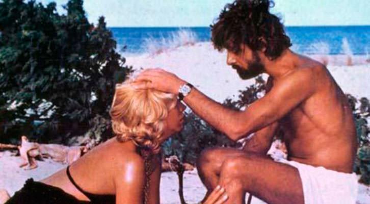 Fotograma de la película 'Insólita aventura de verano', de Lina Wertmüller. Cortesía de CIMA CV.