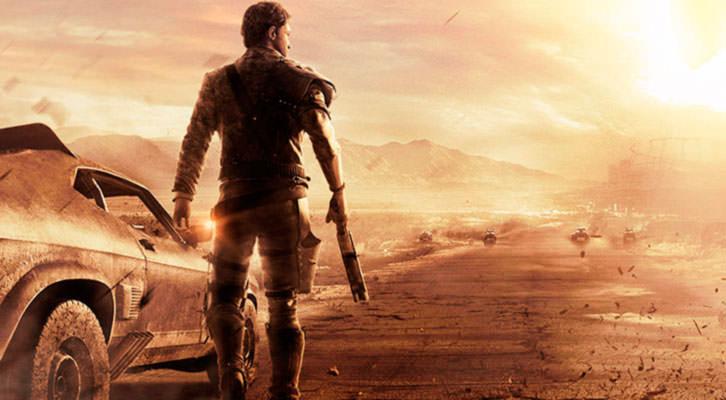 'Mad Max: Furia en la carretera', de George Miller.
