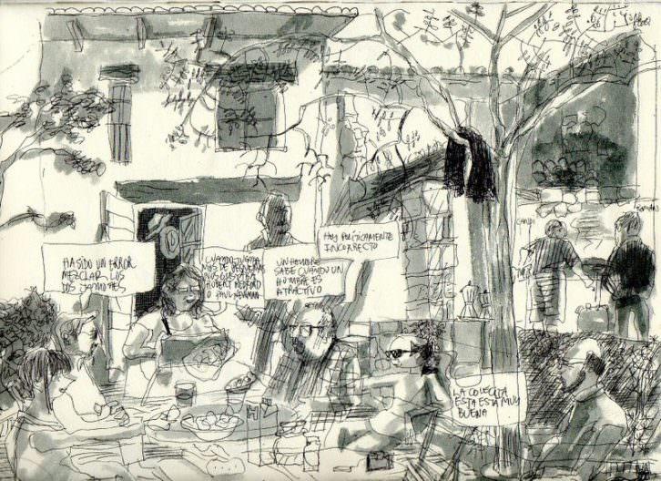 Una vida dibujando, de Juanjo Tornero.