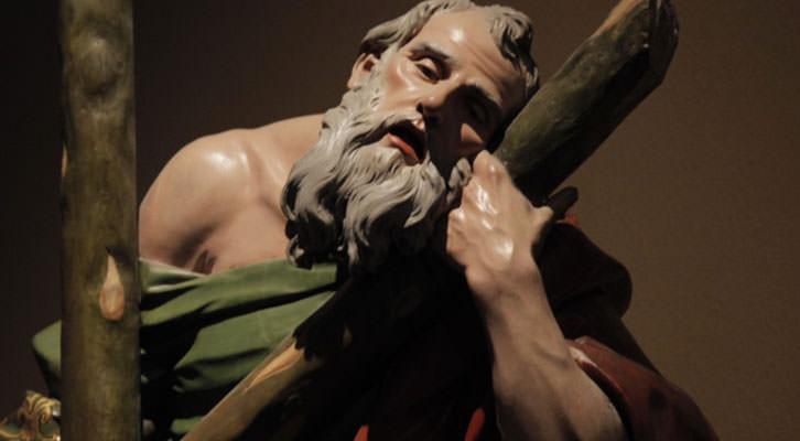 Escultura de Ignacio Vergara. Imagen cortesía de Centro del Carmen.