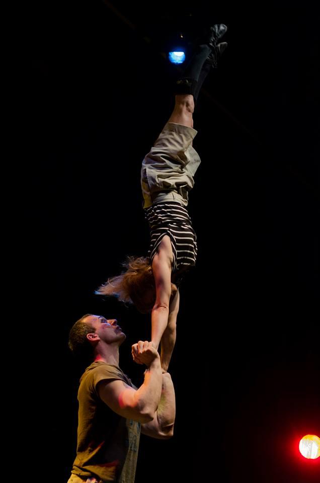 Imagen de uno de los espectáculos de Russafa Escènica 2015. Cortesía de la organización.
