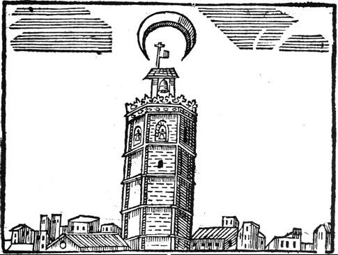 Ilustración en el libro 'La Valencia del XVII', de Pablo Cisneros. Cortesía del autor.