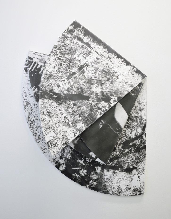 Fotografía de la exposición Calle Mérida. Imagen cortesía de la artista: Ana Esteve Llorens