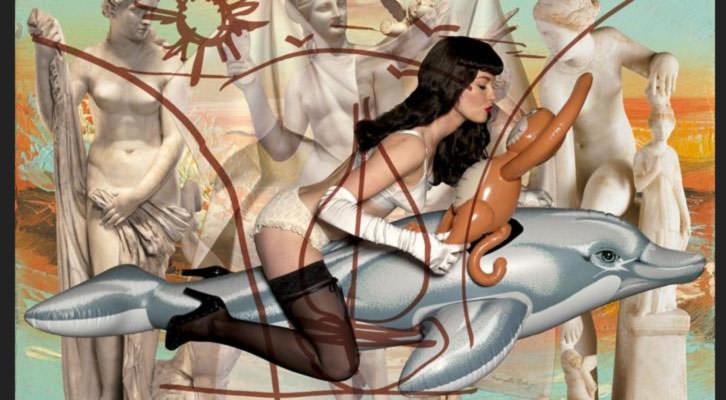 Antiquity 3, en 'Jeff Koons: Retrospectiva'. Museo Guggenheim Bilbao.