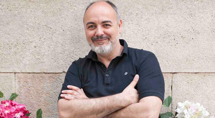 Rafael Maluenda, director de Cinema Jove. Fotografía: Fernando Ruiz.