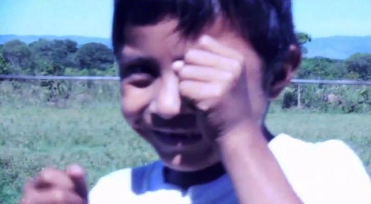 Fotograma de 'Bienvenidos', de Javier Fesser, cortometraje a concurso en Cinema Jove.