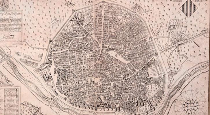 Documento del libro 'La Valencia del XVII', de Pablo Cisneros. Cortesía del autor.