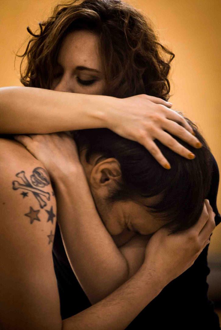 Imagen de Hamlet-Haipur, de Chema Cardeña. Imagen cortesía de Sala Russafa.