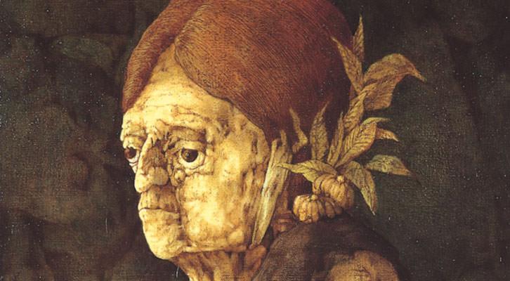 Detalle de una de las obras de José Hernández. Cortesía del Centro del Carmen.