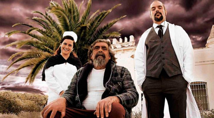 Imagen promocional de 'Olvidando a Lear, de Mariola Ponce, espectáculo programado dentro del Festival de Talleres de Teatro Clásico de Sala Russafa.