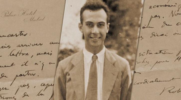 Imagen de José Robles en el documental 'Robles, duelo al sol', de Sonia Tercero. Cinema Jove.