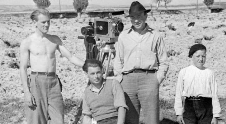 Fotograma de 'Robles, duelo al sol', de Sonia Tercero. Cinema Jove.