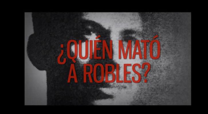 Fotograma del trailer del documental 'Robles, duelo al sol', de Sonia Tercero.