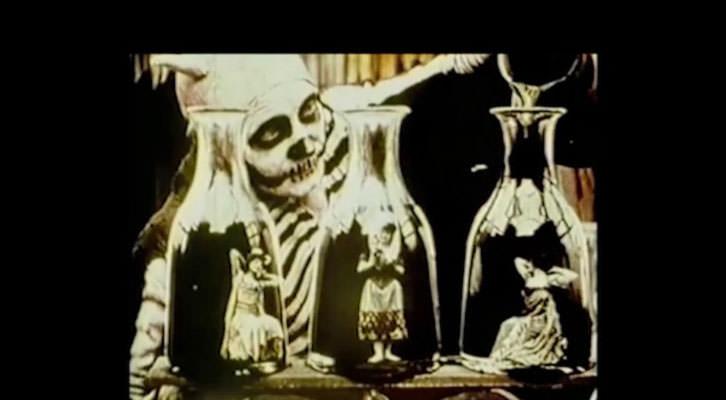 Fotograma del video promocional de 'El hombre que quiso ser Segundo', de Ramón Alòs.