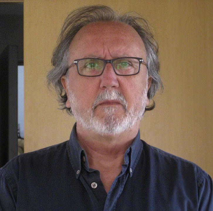 Toni García, autor del libro Rokambol.