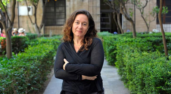 Sophie Artus, directora de Valley. Imagen cortesía de Cinema Jove.