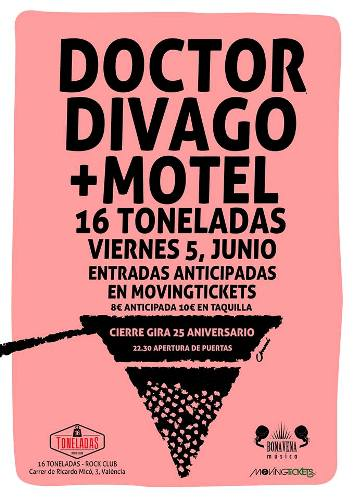 cartel doctor divago + motel
