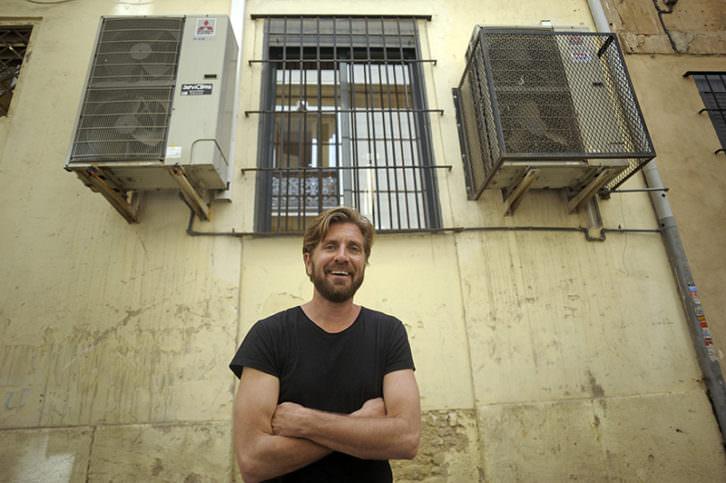 Ruben Östlund, Premio Luna de Valencia de Cinema Jove. Imagen cortesía del Festival Internacional de Cine de Valencia.