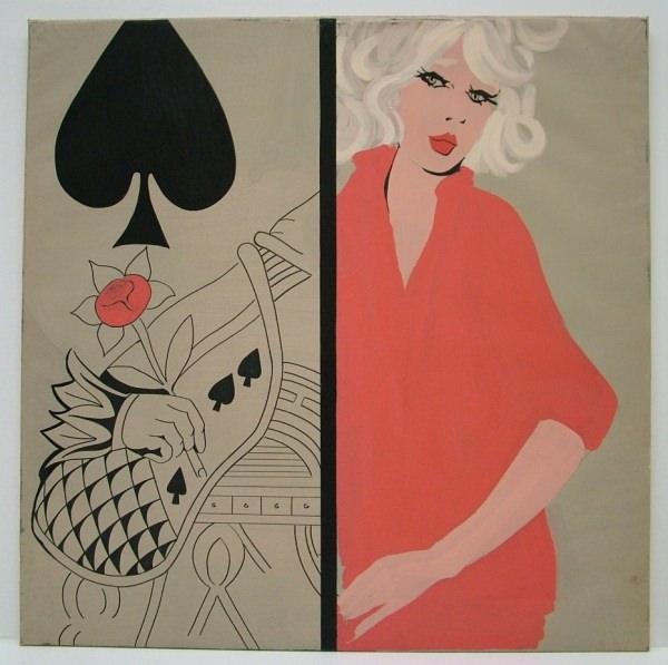 Picas, de Ana Peters, en la exposición 'Mitologías políticas y estereotipos femeninos en los sesenta'. Cortesía del IVAM.