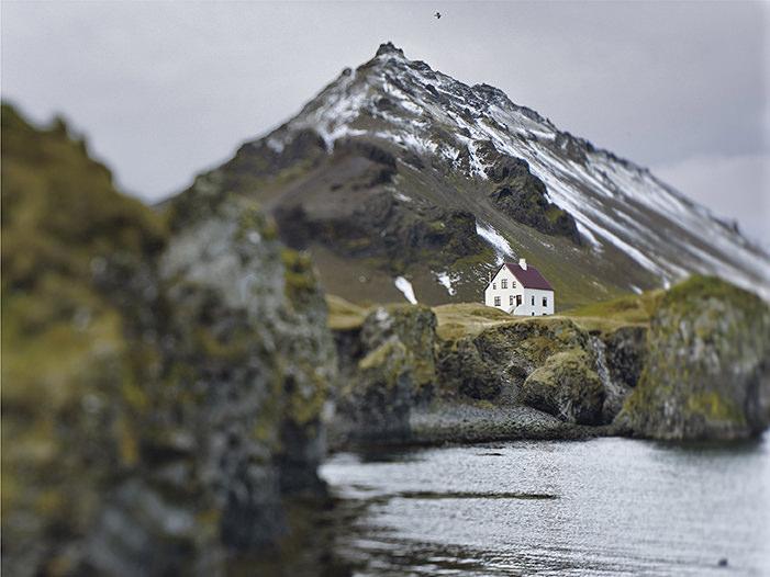 Alfonso Zubiaga. Arnastapi, Islandia. 2013. Cortesía del artista.